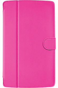 Folio Case for LG G Pad X8.3 - Pink