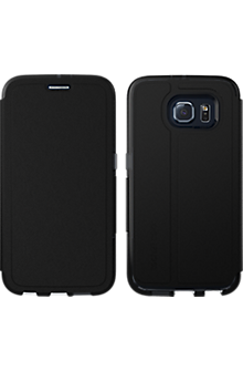 Evo Wallet for Samsung Galaxy S 6 - Black