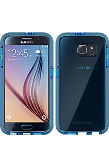 Evo Check for Samsung Galaxy S 6 - Blue/Grey