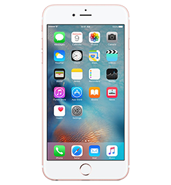 iPhone 6s - Rose Gold - 16GB