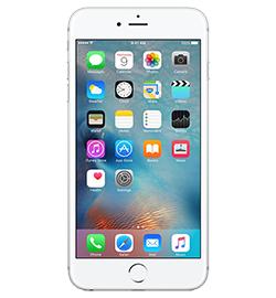 iPhone 6s Plus - Silver - 16GB
