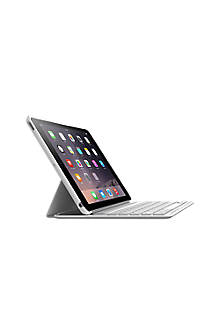 Belkin QODE Ultimate Pro Keyboard Case for iPad Air 2- White