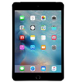 iPad mini 4 - Space Gray - 16GB