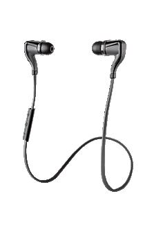 Plantronics BackBeat GO 2 Wireless Earbuds + Charging Case