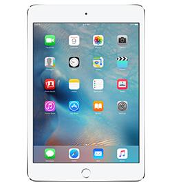 iPad mini 4 - Silver - 128GB