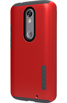 DualPro for DROID Turbo 2 - Iridescent Red/Black