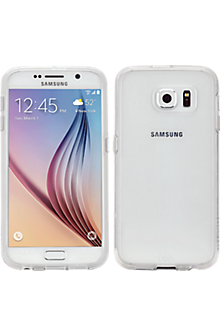Naked Tough for Samsung Galaxy S 6 - Clear