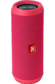 Flip 3 Bluetooth Splashproof Speaker - Pink