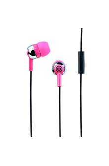 Wicked Deuce Universal Stereo Headset - Pink