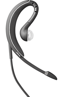 Jabra EarWave w/ Call Answer End feature and Wind Mic