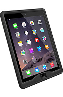 NÜÜD case for iPad Air 2 - Black