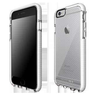 Apple iPhone 6/6s Tech21 Evo Check Case - Clear & White
