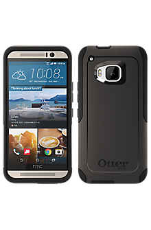 OtterBox Commuter Series  for  HTC One M9 - Black