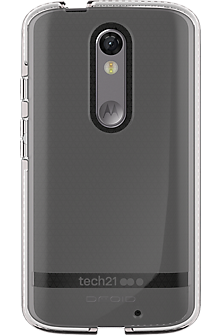 Evo Shell for DROID Turbo 2 - Clear/White