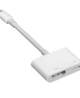 Apple Lightning Digital AV Adapter - White