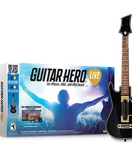 Guitar Hero Live for iOS Bundle