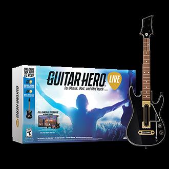 Guitar Hero Live for iOS Bundle