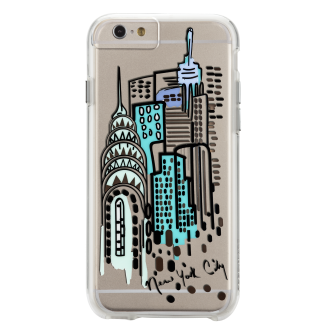iPhone 6/6s Case-Mate Naked Tough Case - City View