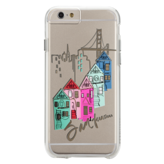 iPhone 6/6s Plus Case-Mate Naked Tough Case - Discover San Francisco