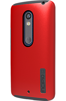 DualPro for DROID Maxx 2 - Iridescent Red/Black