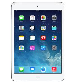 iPad mini with Retina display - Silver - 128GB