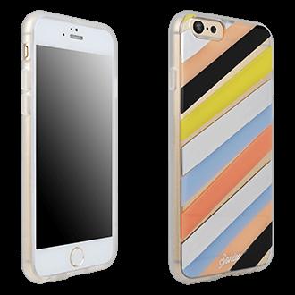 iPhone 6/6s Sonix Case - Checker Stripe