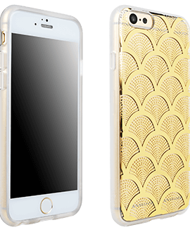 iPhone 6/6s Sonix Case - Champagne Lace