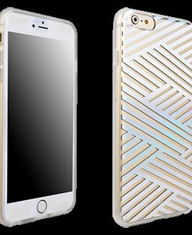 iPhone 6/6s Plus Sonix Case - Criss Cross Rainbow