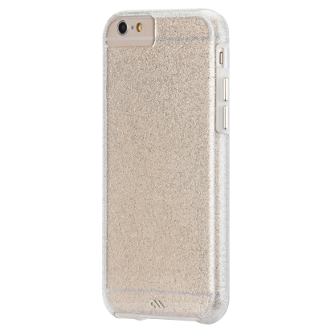 iPhone 6/6s Plus Case-Mate Sheer Glam Case - Champagne