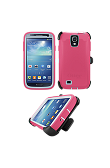 OtterBox Defender Series for Samsung Galaxy S 4 - Pink