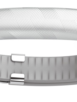 UP2™ by Jawbone® - Fitness Exercise Band - Light Grey Hex