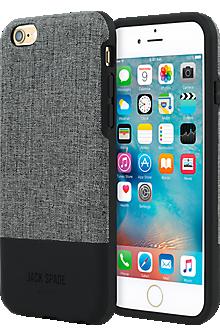 Color-Block Case for iPhone 6 Plus/6s Plus - Tech Oxford Gray/Black