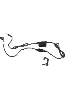 Smart 2-in-1 In-Ear Mic Headset - Kodiak iOS