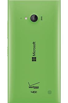 Wireless Charging Battery Door for Microsoft Lumia 735 - Green