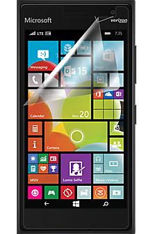 Anti-Scratch Screen Protector for Microsoft Lumia 735