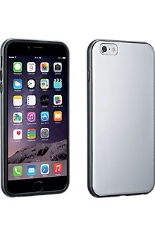 Soft Cover for iPhone 6 Plus/6s Plus- Silver