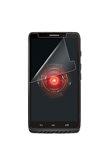 VZW Anti-Scratch Screen Protectors (3 Pack) w/ Screen Wipe for ULTRA/MAXX