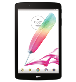 G Pad F 8.0 - Certified Pre-Owned