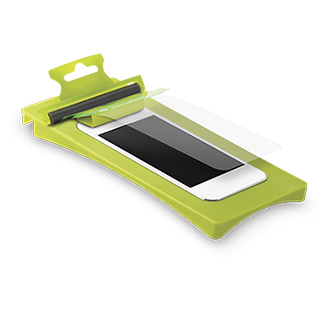 BlackBerry PRIV PureGear Extreme Impact Roll-on Screen Protector