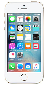 Apple iPhone 5s - Gold 64GB