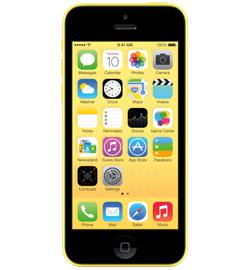 iPhone 5c - Yellow - 8GB