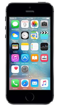 Apple iPhone 5s - Space Gray 64GB
