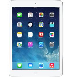iPad Air - Silver - 16GB - Cert. Pre-Owned