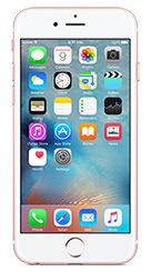 Apple iPhone 6s - Rose Gold 16GB