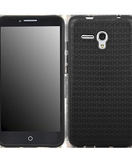 Alcatel OneTouch Fierce XL Flex Protective Cover - Black