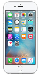 Apple iPhone 6s - Silver 16GB