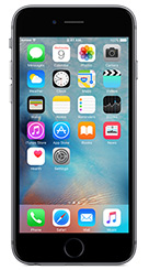 Apple iPhone 6s - Space Gray 16GB