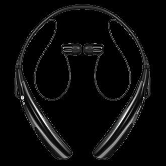 LG TONE PRO 750 Wireless Stereo Headset - Black
