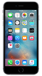Apple iPhone 6s Plus - Space Gray 16GB