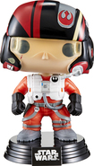 Funko - Star Wars: Episode Vii Poe Dameron Pop! Vinyl Bobble Head Figure - Multi